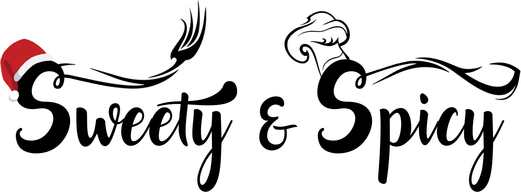 winter logo sweety and spicy